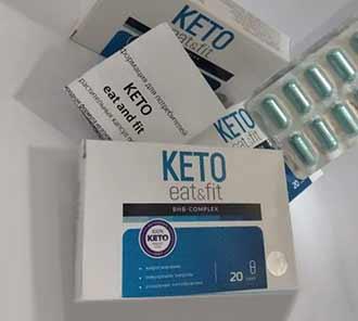 Keto Eat&Fit фото товара
