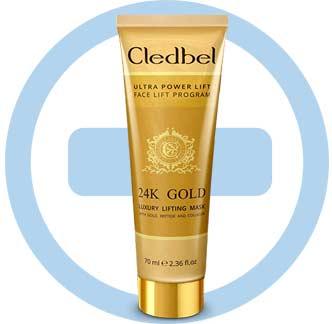 Cledbel Ultra Lift 24K Gold от морщин