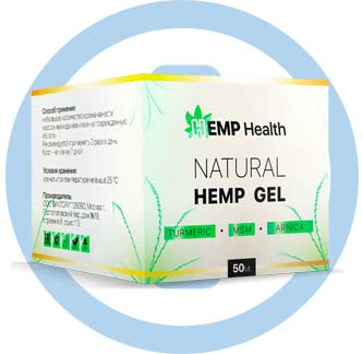 Hemp gel для суставов